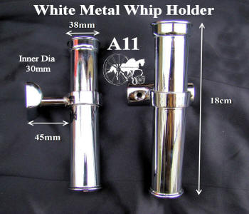 Horse Carriage Whip Holder Style A11