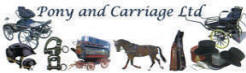 Pony and Carriage Ltd Logo