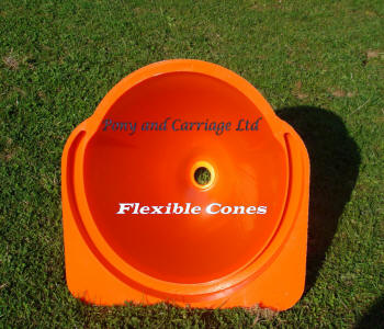 Flexible Carriage Driving Cones Base