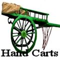 British Victorian Reproduction Hand Carts