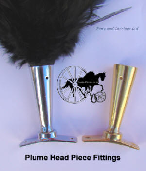 Feather Plume Holders