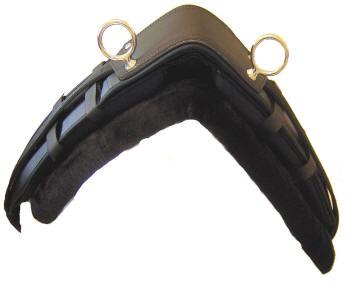 Zilco Deluxe Fleece Horse Harness Saddle Pads