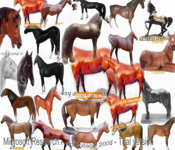 Life Size Horse Models available