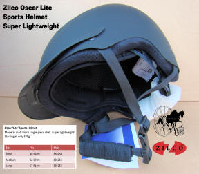 Carriage Driving Helmet Zilco Oscar Lite